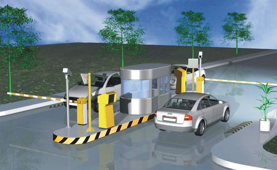 Car Park Barrier Systems Suppliers Singapore | Vehicle